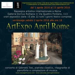 FLYER-fronte-ArtExpo April Rome