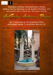 locandina-ArtExpo Autumn-Rome r
